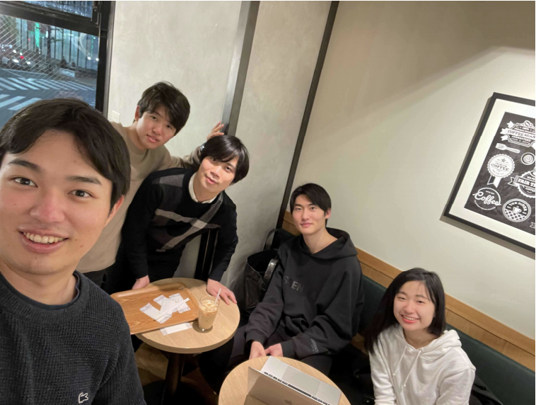 ミダスキャピタルキャリアプログラムチーム3